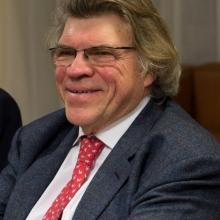 Portrait de Jean-Pol Baras